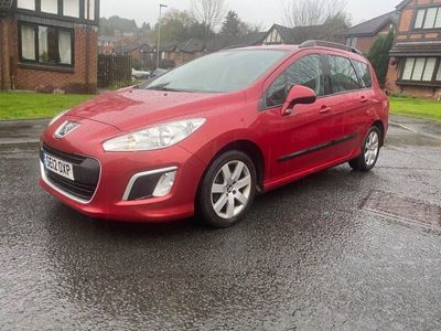 used Peugeot 308 SW 1.6 e-HDi SR (s/s) 5dr