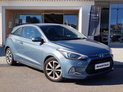 used Hyundai Coupé 1.2 Blue Drive SE 3dr