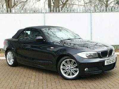used BMW 118 Cabriolet 118D M SPORT Auto 2-Door