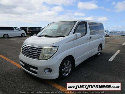 used Nissan Elgrand 2.5 5dr