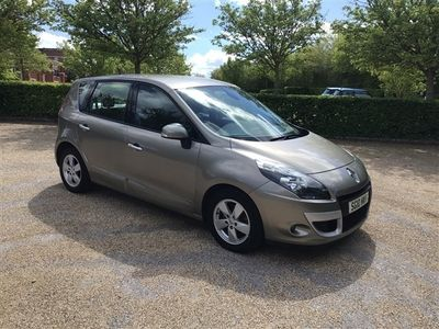 used Renault Scénic 1.5 dCi 106 Dynamique TomTom 5dr MPV 2010
