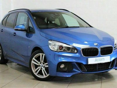 used BMW 225 Active Tourer 2 SERIES I XDRIVE M SPORT 2.0 5dr