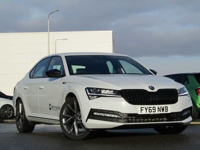 used Skoda Superb 2.0 Tsi 190 Sport Line Plus 5Dr Dsg