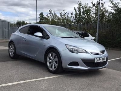 used Vauxhall Astra GTC COUPE 1.4T 16V Sport 3dr