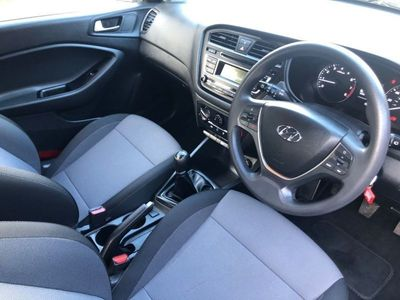 used Hyundai i20 1.2 Premium Nav 5dr