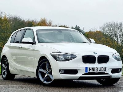used BMW 118 1 Series 1.6 i SE Sports Hatch 5dr