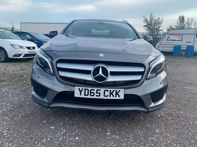 used Mercedes GLA220 GLA-Class EstateCDI 4Matic AMG Line (Pre Plus) 5d Auto