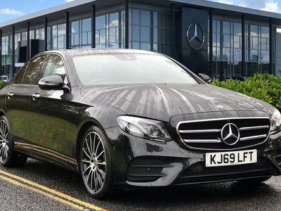 used Mercedes E300 E CLASS DIESEL SALOONAMG Line Night Ed Prem + 4dr 9G-Tronic