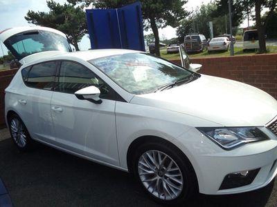 used Seat Leon Hatchback SE Dynamic Technology 1.2 TSI 110PS 5d