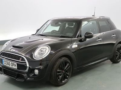used Mini Cooper S Hatch 2.05dr [John Cooper Works Chili Pack] - CLIMATE CONTROL