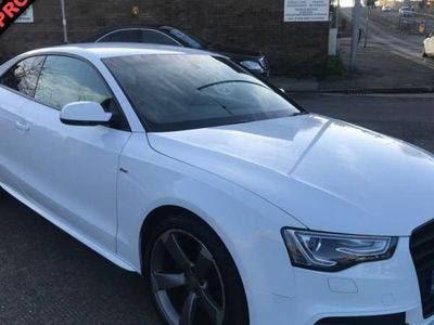 used Audi A5 Coupe 2.0 TDI (177bhp) Black Edition 2d