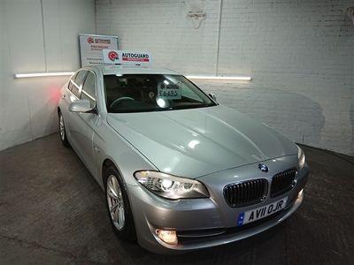 used BMW 530 5 SERIES D SE 3.0 4dr