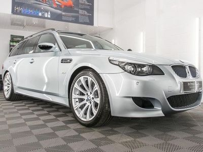 used BMW M5 5.0 Touring SMG 5dr