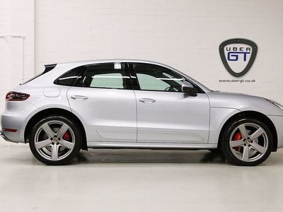used Porsche Macan Turbo PDK with High Spec and Rare Colour Combination 3.6 5dr