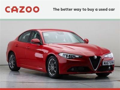 used Alfa Romeo Giulia 2L Super T