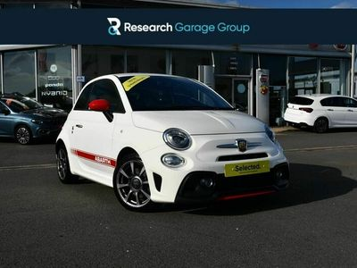 used Abarth 500 1.4 T-Jet 70th 3dr
