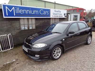 used Chevrolet Lacetti 1.8 Sport 5dr