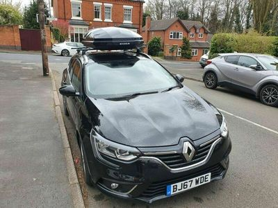 used Renault Mégane 1.2 TCe Expression + Sport Tourer (s/s) 5dr