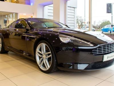 used Aston Martin Virage 6.0 V12 Touchtronic 2dr