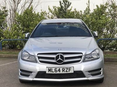 used Mercedes C220 C CLASS 2014 KingstonCDI AMG Sport Edition 2dr Auto