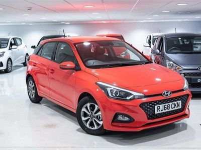 used Hyundai i20 1.0 T-GDi SE (ISG) (100ps) 5 Door