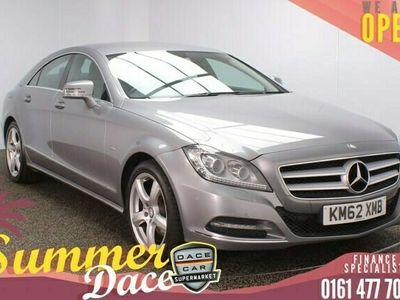 used Mercedes CLS250 CLS Class 2.1CDI BLUEEFFICIENCY 4DR AUTO 204 BHP Coupe 2012