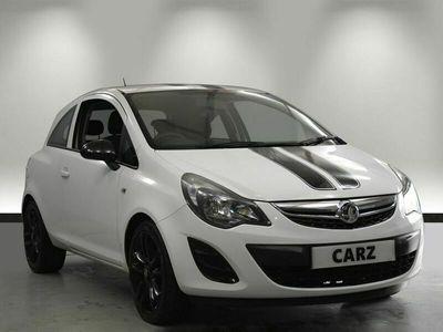 used Vauxhall Corsa PETROL 1.2 Sting 3dr