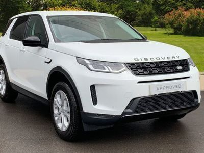 used Land Rover Discovery Sport 2.0 D150 S 5dr Auto Diesel Station Wagon diesel sw