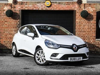 used Renault Clio 0.9 DYNAMIQUE NAV TCE 5d 89 BHP