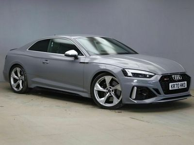 used Audi RS5 RS5TFSI Quattro 2dr Tiptronic