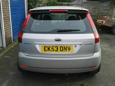 used Ford Fiesta 1.4 Flame Limited Edition 3dr