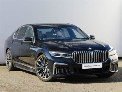 used BMW 740 7 Series I M Sport 4Dr Auto