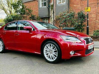used Lexus GS450H 3.5 Premier 4dr