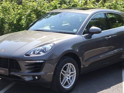 used Porsche Macan 3.0 V6 S PDK 4WD (s/s) 5dr
