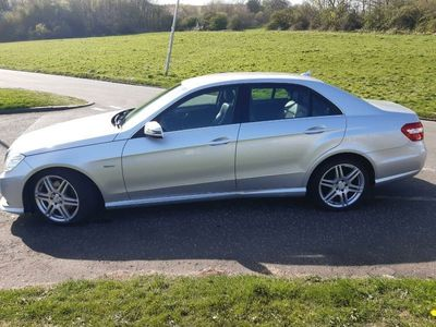 used Mercedes E200 E Class 2.1CDI BlueEFFICIENCY Sport (s/s) 4dr