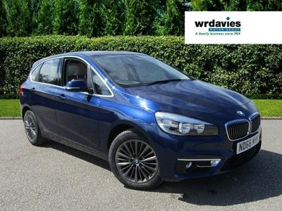 used BMW 218 2 Series D Luxury Tourer Nav Automatic 5dr