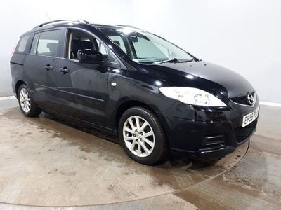 used Mazda 5 5 PETROL MANUAL MPVDOORS