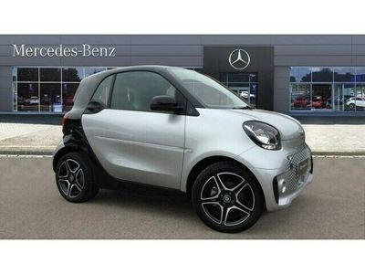used Smart ForTwo Coupé 60kW EQ Pulse Premium 17kWh 2dr Auto [22kWCh]