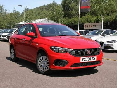 used Fiat Tipo 1.4 MPI Easy (s/s) 4dr