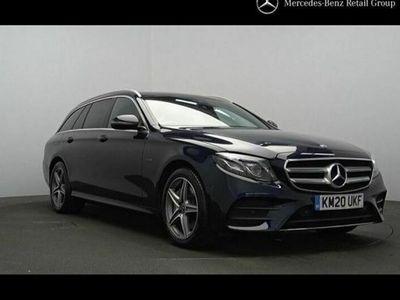 used Mercedes E300 E ClassAMG Line Premium 5dr 9G-Tronic estate 2020