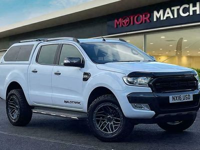 used Ford Ranger Pick Up Double Cab Wildtrak 3.2 TDCi 200