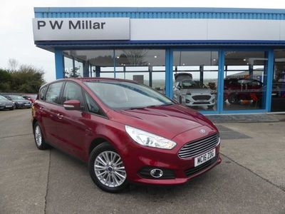 used Ford S-MAX 2.0 Tdci 150 Zetec 5Dr Powershift