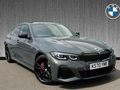 used BMW M340 3 Series i xDrive Saloon 3.0 4dr
