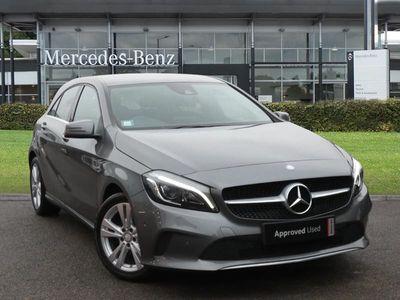 used Mercedes A160 A ClassSport Premium 5dr 1.6