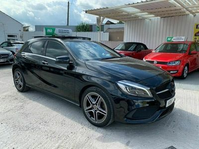 used Mercedes A200 A-Class 2.1dSport (Premium Plus)(s/s) 7G-DCT