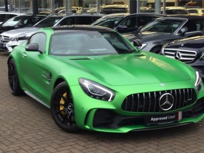 used Mercedes AMG GT R Premium 2dr Auto Coupe