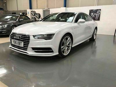 used Audi A7 3.0 TDI QUATTRO 272 V6 S line 3.0 5dr Hatchback Automatic Diesel