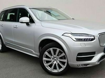 used Volvo XC90 T5 AWD Inscription Automatic (Winter Pack, Rear Park Assist, Keyless Drive)