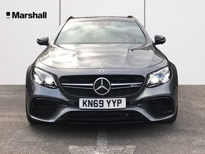 used Mercedes E63S AMG E-Class4Matic+ 5dr 9G-Tronic