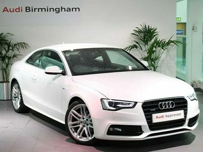 used Audi A5 Coupé Coup- S line 2.0 TDI quattro 177 PS 6 speed
